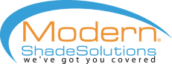 modern shade solutions Logo