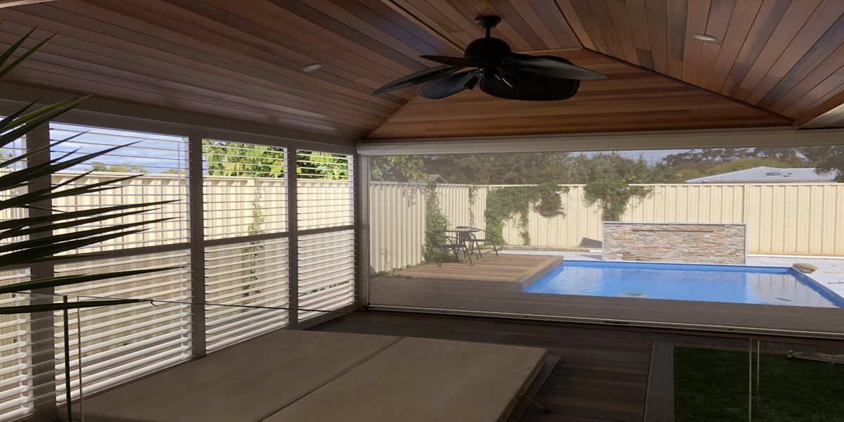 Ziptrak Blinds and Plantation Shutters
